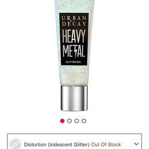 Urban Decay-NIB-Heavy Metal Glitter Gel-Distortion